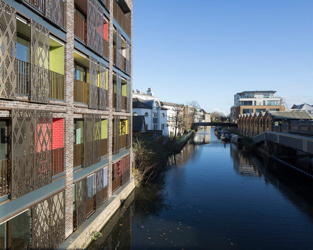 How London's New Housing Projects Are Focused on Wellbeing