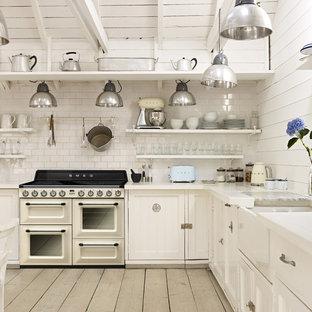 Foto e idee per arredare casa shabby chic style for Foto case interni