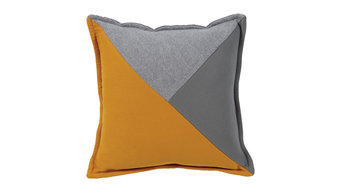 Integral Tricolour Scatter Cushion
