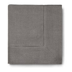 "Festival Tablecloths by Sferra, Grey, Oblong Tablecloth - 66x140"""