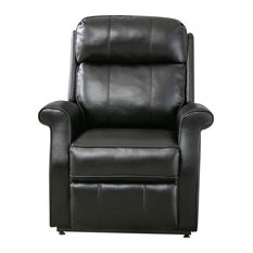Comfort Pointe Lehman Traditional Lift Chair, Black