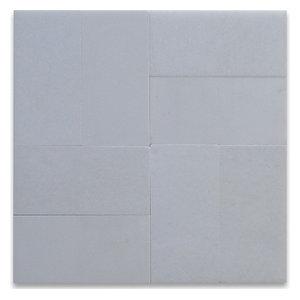 "3""x6"" Thassos White Subway Tile Polished"