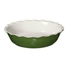 Emile Henry Spring Ceramic 9 Inch Pie Dish