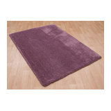 Lulu Lavender Rectangle Plain/Nearly Plain Rug 200x290cm