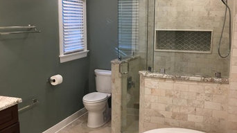 Henrico bath by Custom Home Solutions