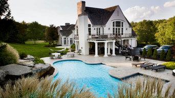 Luxury Residential Pools