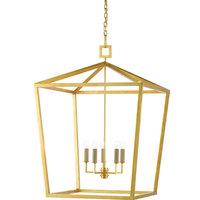 Lantern CURREY & COMPANY DENISON Large