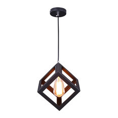 remix lighting cubic pendant light matte black pendant lighting lighting pendants
