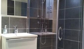 salle de bains à Lorient