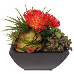Tropical Artificial Flower Arrangements by JENNY SILKS