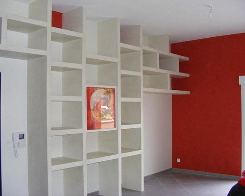 Creation bibliotheque originale sur mesure