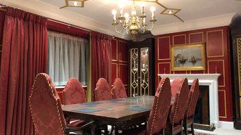 Jacobean Dining Room