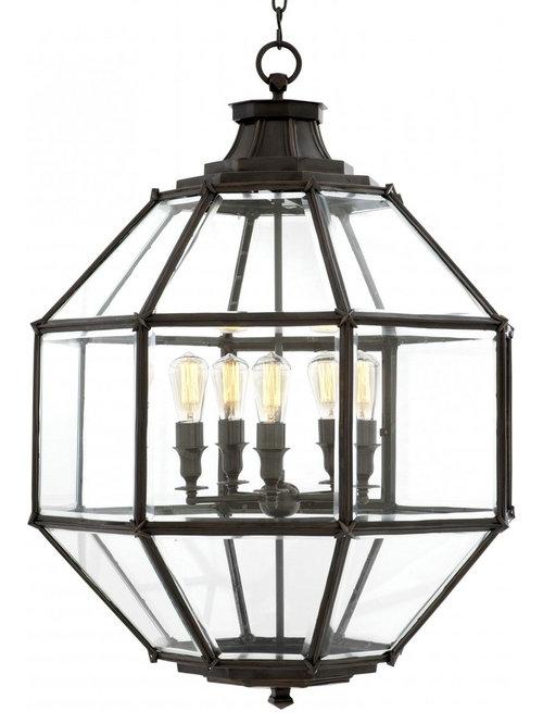 eichholtz owen lantern traditional pendant lighting. Eichholtz Owen Lantern - Pendant Lighting Traditional O