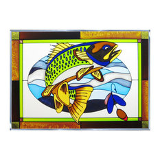 Silver Creek Fish Walleye Panel