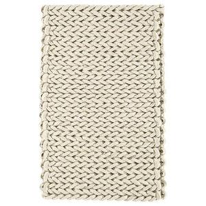 Helix Ivory Rectangular Rug, 160x230 cm