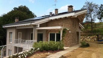 Villa in montagna con Fotovoltaico
