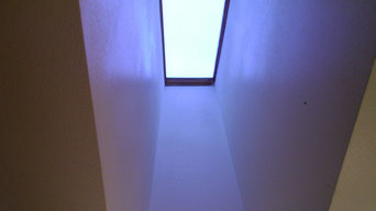 Failing skylight