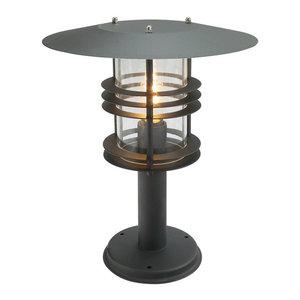 Black Pedestal Grande - 1 x 100W E27