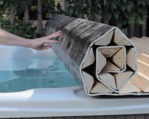 Roll Up Hot Tub Amp Spa Covers
