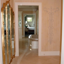 Painted Bathroom Finishes