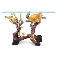 Turtle Console Table