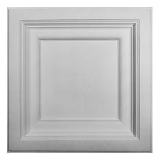 "24""W x 24""H x 2 7/8""P Classic Ceiling Tile"