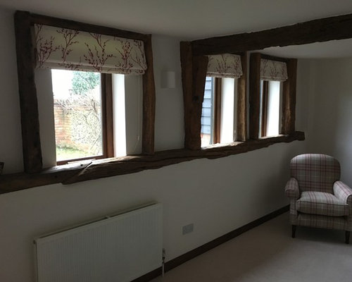 Lounge Roman Blinds - Curtains, Blinds & Shutters