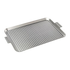 Bull Outdoor Products - Stainless Grid With Side Handles - Grill Tools & Accessories