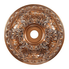 "Elk Lighting Pennington - 28"" Medallion, Antique Bronze Finish"