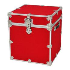 Rhino Armor Cube, Red