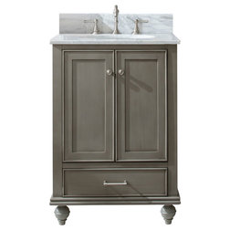 Traditional Bathroom Vanities And Sink Consoles by Sterling Rivers
