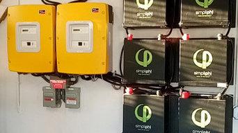 Super Robust Battery Back-Up