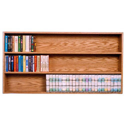 Transitional Bookcases by Hill Wood Shed LLC