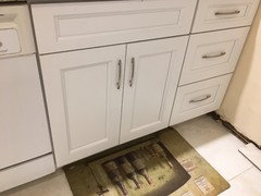How many different sizes of pulls should you have in a kitchen if you have a lot of different ...