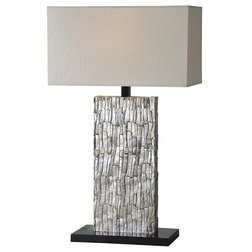 Contemporary Table Lamps by Buildcom