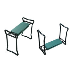"Trademark Innovations - Garden Kneeler and Seat, 23""Lx11""Wx19""H - Gardening Accessories"