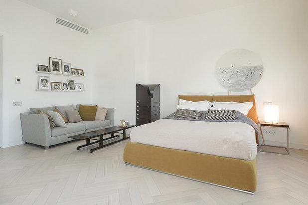 Studio Ufficio Differenza : Houzz tour: appartamento con finestre panoramiche sullisola maxmara