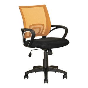 Terrific Homcom High Back Fabric Executive Office Chair Ibusinesslaw Wood Chair Design Ideas Ibusinesslaworg
