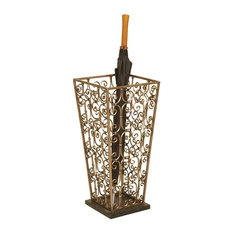 Scrolled Umbrella Stand