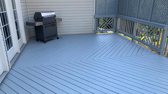 Deck Painting in Willingboro, NJ