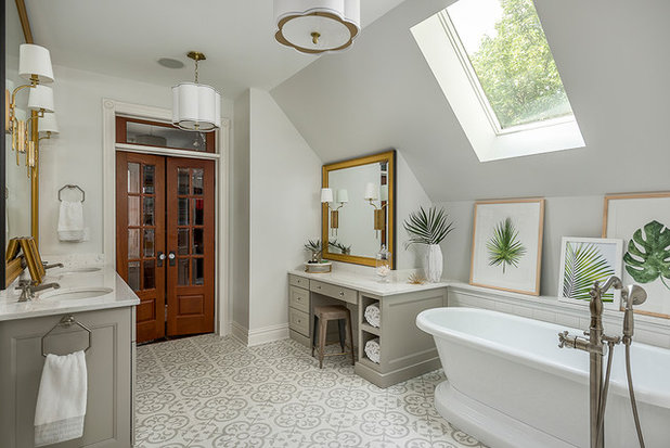 Before And After 7 Master Bathroom Transformations