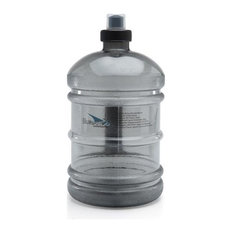 Bluewave Lifestyle  BPA Free 1.9 L Water Jug with 38 mm Sports Cap, Graphite