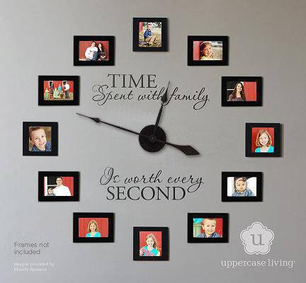 Clocks From Uppercase Living