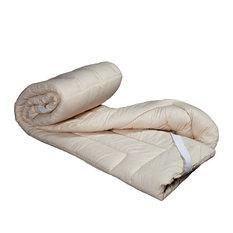 """myPad, 0.5"""" Washable Wool Mattress Pad, Twin XL 39x81"""", Ivory"""