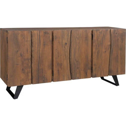 Industrial Buffets And Sideboards by HedgeApple