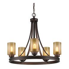 Edison Bulb Chandeliers   Houzz