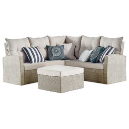 Tropical Outdoor Sofas by Bolton Furniture, Inc.
