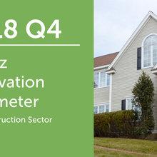 2018Q4 Houzz Renovation Barometer - Construction Sector