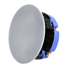 Lithe Audio 16.5 cm 2-Way Passive Slave IP44 Bathroom Ceiling Speaker