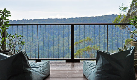 My Houzz: A Cliffside Home Designed for Comfort and Rejuvenation